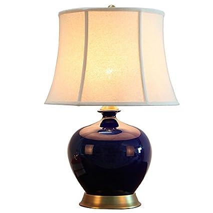 Lying Lámpara de mesa de cerámica, Gem Lámpara de mesa de ...