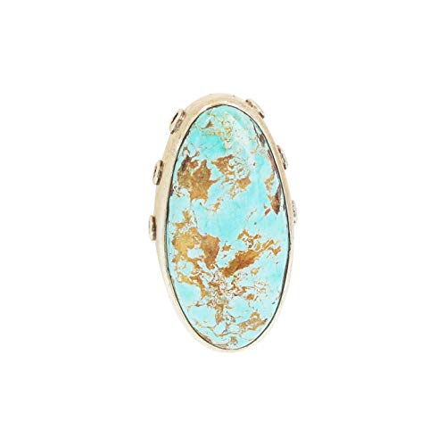 DRY CREEK TURQUOISE Bead Spacer Pendant 3 Hole