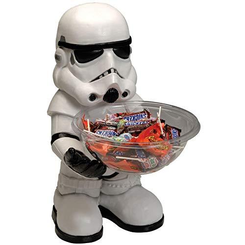 Rubie's Star Wars Stormtrooper Candy Bowl Holder