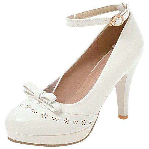 Caviglia Zanpa Classico Donna Scarpe White zzC4qw