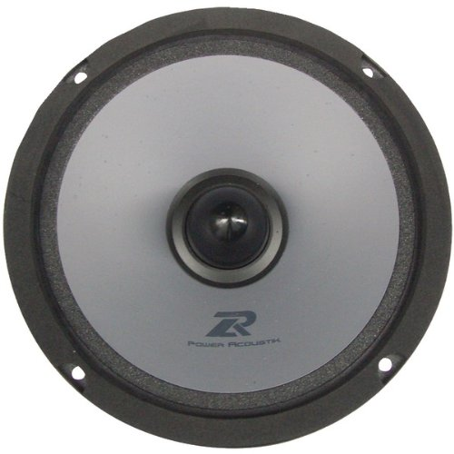 Power Acoustik Mid65 6.5 300w Car Audio Speaker Midrange Bass 6 1/2 Mid-65