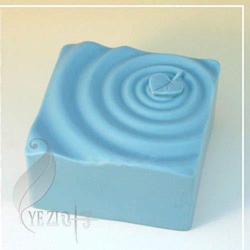 FidgetFidget Molds Soap Moulds Maple Leaf Flexible Silicone Mold for Soap Candy Craft Fimo