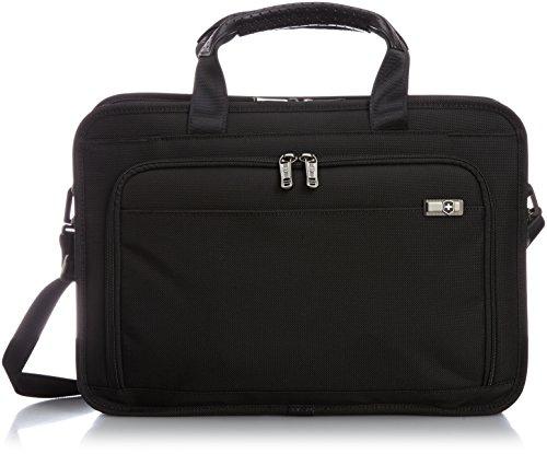 Victorinox Luggage Architecture 3.0 Monticello 13 Laptop Brief, Black, One Size by Victorinox