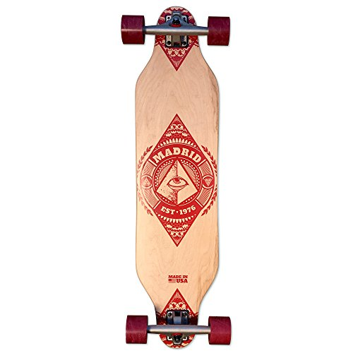 Madrid Cruiser Skateboard (Madrid Skateboards