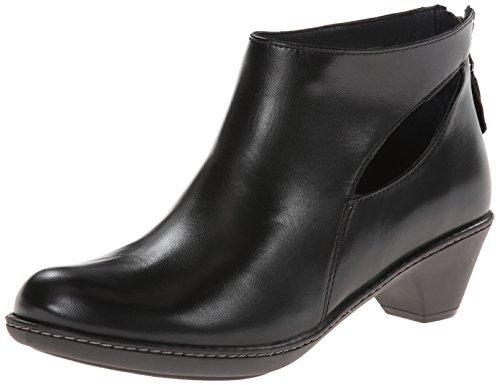 Women's Dansko 'Bonita' Suede Boot Black Burnished Nappa