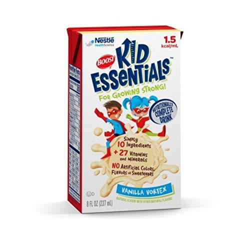 Nestle Boost Kid Essentials 1.5 Vanilla 237Ml - Case of 27 - Model 33540000 ()