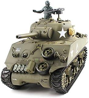 Heng Long US M4A3 Sherman RC Tank