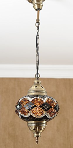 Large Moroccan Pendant Lighting in US - 4