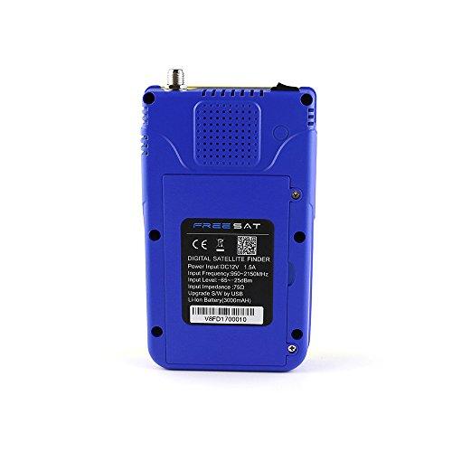 DMYCO FREESAT V8 Finder Digital Satellite Finder Meter HD DVB-S2 FTA