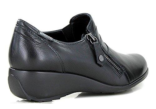 De Negro Zapatos Otra Cordones Mujer Piel Mephisto 5qpYxBwx