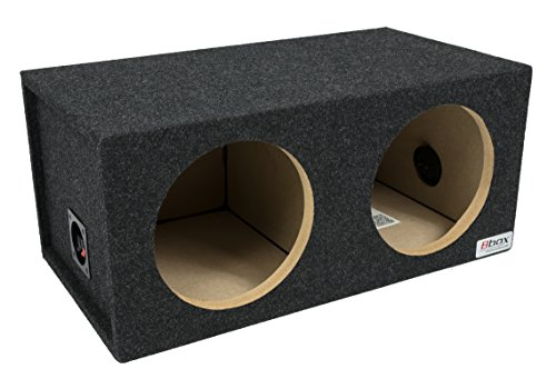 E12D 12 Inch Carpeted Subwoofer Enclosure