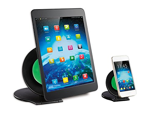 PRIME LINE PRODUCTS Gadget Grab Tablet Stand - Negro (Grab It As Seen On Tv)