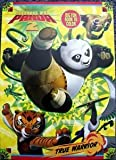 Kung Fu Panda 2 Big Fun Book to Color 2-Pack