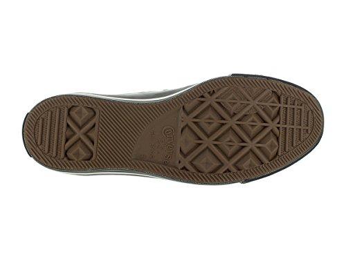 Converse - Zapatillas de cuero unisex Espresso