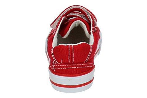 Vulca Bicha 6328 Zapatilla de Lona Niño Zapatillas Rojo