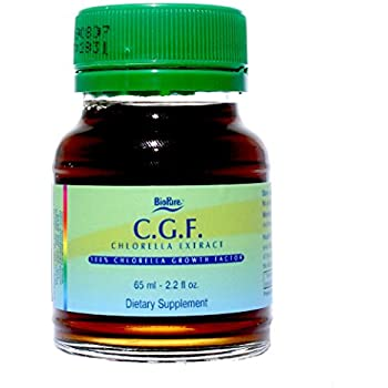 Amazon Com Biopure Chlorella Growth Factor Cgf Liquid 2 2