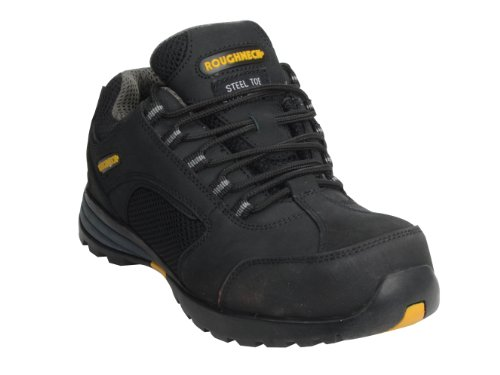 Roughneck Clothing RNKSTEALTH9 - Scarpe antinfortunistiche, con intersuola in materiale composito antiperforazione, misura 43