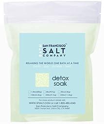 Detox Soak Bath Salts - 10 Lb