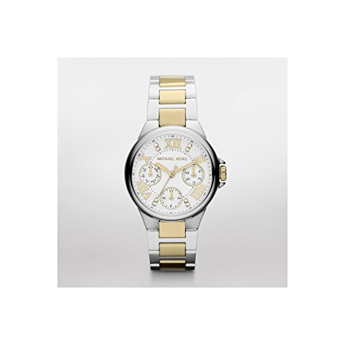 c184dc3743d3c Michael Kors Camille Silver-Tone Multifunction Watch for sale Delivered  anywhere in USA