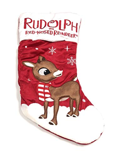 Dan Dee Rudolph the Red Nosed Reindeer Stocking 18