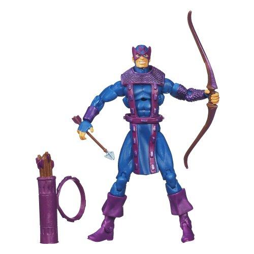 Marvel Universe Series 5 Action Figure #12 Dark Hawkeye 3.75 Inch