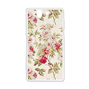 Generic Gel Thin Back Phone Case For Women Printing Cath Kidston For Sony Xperia Z L36H Choose Design 8