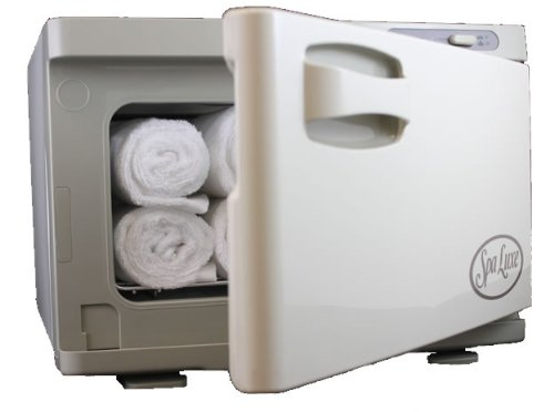 Spa Luxe Mini Hot Towel Cabinet Towel Cabi (SL8) - NEW by Spa Luxe