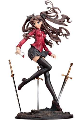Good Smile Fate/stay night: Rin Tohsaka Unlimited Blade Works PVC Figure (1:7 Scale)