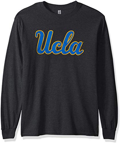 NCAA UCLA Bruins Men's Ouray Short Sleeve Tee, Graphite, X-Large -