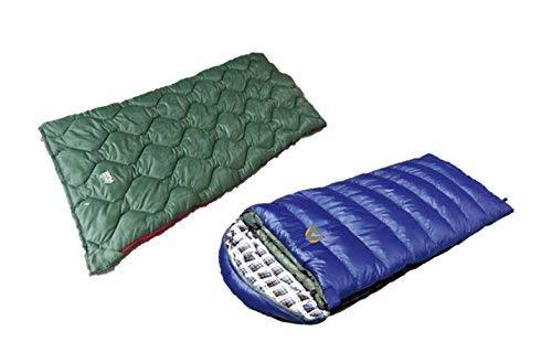 Alpinizmo High Peak Bag USA Kodiak Kodiak 0F & B07R3Y4ZGV Ranger 0F Sleeping Bag Combo with Free Stuff Sacks, Green/Blue, One Size [並行輸入品] B07R3Y4ZGV, アプスター -APSTAR-:d538259d --- anime-portal.club