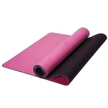 LPD-Colchonetas de yoga Colchoneta De Ejercicios 5mm Alta ...