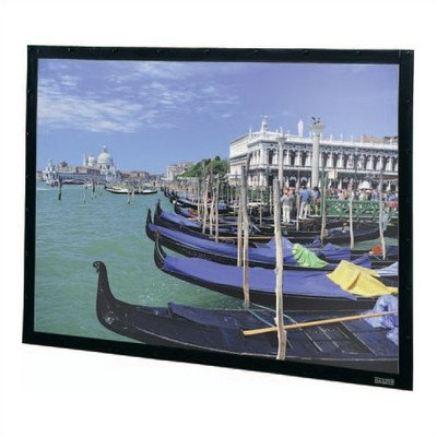 Perm-Wall Fixed Frame Projection Screen Viewing Area: 40.5