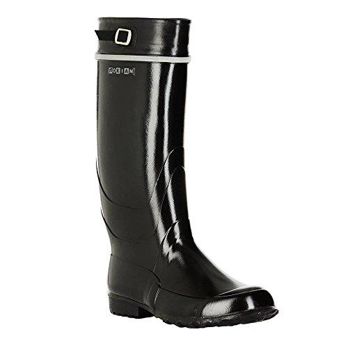 Nokian Footwear Kontio Classic - Botas de goma para hombre negro - negro