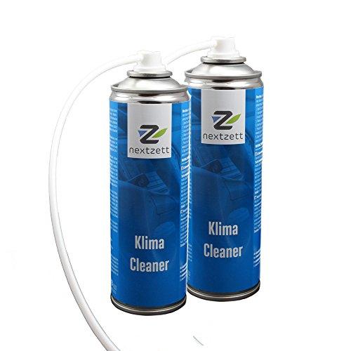 nextzett 96110715 Klima Professional Air Conditioner Cleaner, 10. Fluid_Ounces, 2 Pack