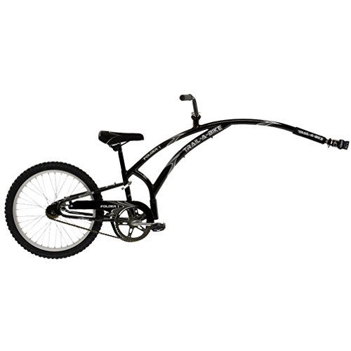 (Adams Trail-A-Bike Original Folder, Black)