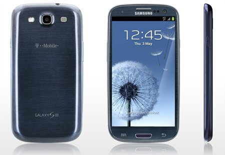 Samsung Galaxy S III S3 SGH-T999 T-Mobile 16GB GSM WiFi Android Smartphone - Blue by Samsung