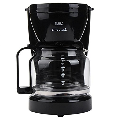 Alonea 10-Cup Capacity Home Coffee Maker Coffee Grinders - Haier (Black)