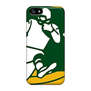 New Arrival Green Bay Packers UiTerJB3668yzmVH Case Cover/ 5/5s Iphone Case
