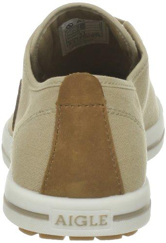 Aigle Kitangiri W, Damen Hohe Sneakers Beige (Sand)