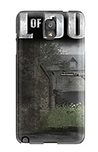 High Impact Dirt/shock Proof Case Cover For Galaxy Note 3 (call Of Duty 2)