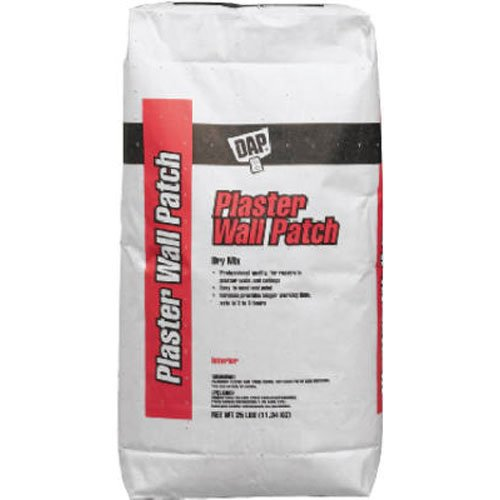 DAP 10304 Plaster Wall Patch White 25 lb Bag