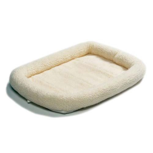MidWest Deluxe Bolster Pet Bed for Dogs & Cats by MidWest Homes for Pets