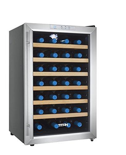 28 bottle wine cooler - 8