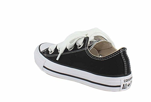 Converse Chucks Schwarz 559936C Chuck Taylor All Star Big Eyelets OX Black Natural White Black Natura White