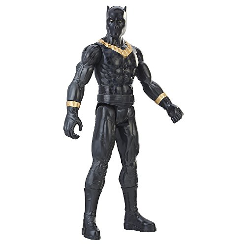 Marvel Black Panther Titan Hero Series 12-inch Erik Killmong