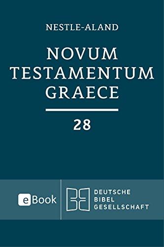 Novum Testamentum Graece (Nestle-Aland) (German Edition)