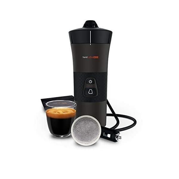 41%2Bk7XFGVXL Handpresso - NEUE Handcoffee Auto 12V 21000- Kaffeemaschine für das Auto, Tragbare Kaffeemaschine mit Senseo®-kompatible…