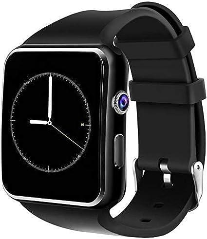 Jiyatech X6 Bluetooth Smart Watch Featured With Sim Card
