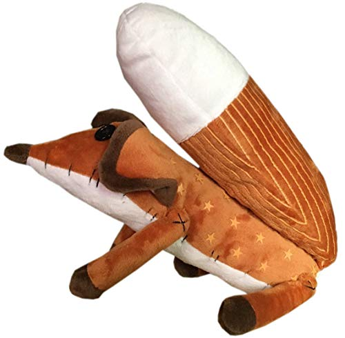 Muaquata The Little Fox Prince Fox Stuffed Plush Toy (Fox)