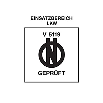 2 St/ück K/önig XG-12 PRO 245 Schneeketten